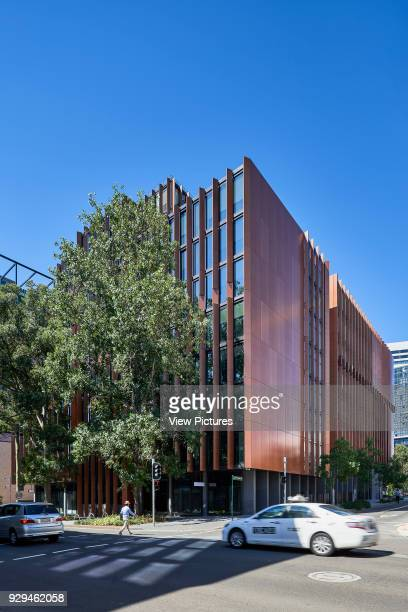 Western and southern facades from street Connor Apartments Sydney Australia Architect Smart Design Studio 2017