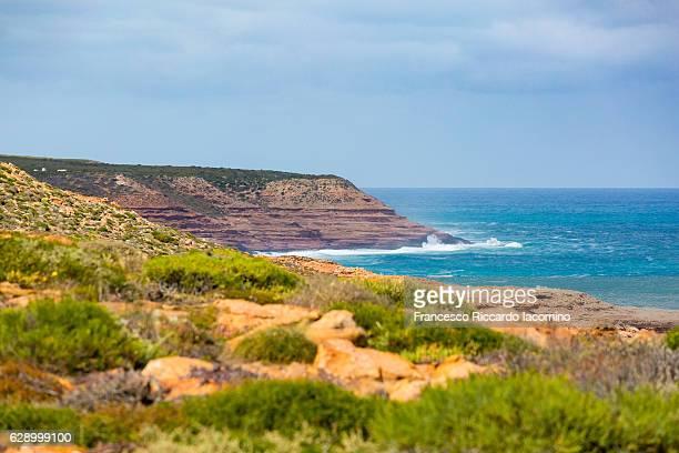 Western Australia, coastline