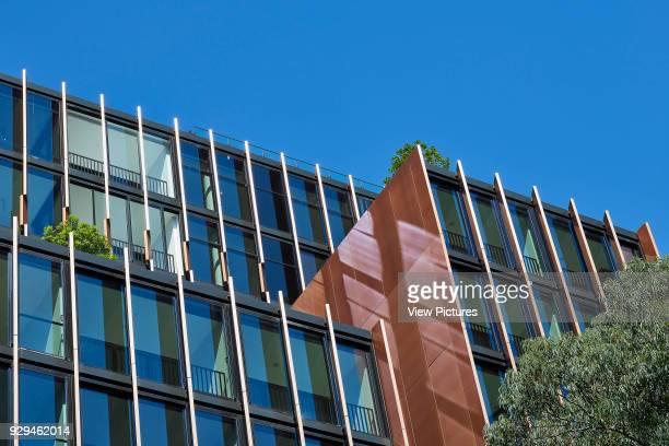 Western facade detail Connor Apartments Sydney Australia Architect Smart Design Studio 2017