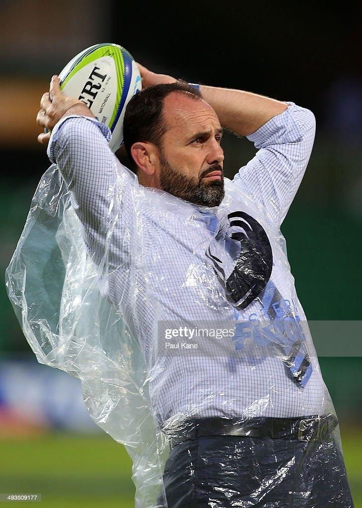 Super Rugby Rd 15 - Force v Lions