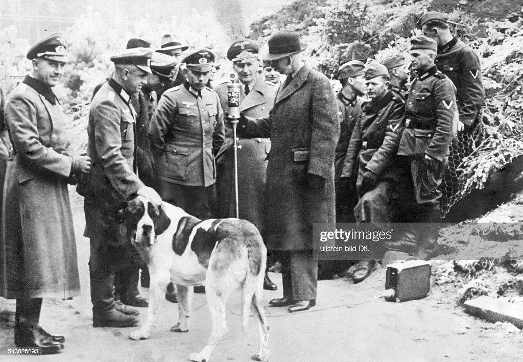 WW Western Front France Sept1939 Apr1940