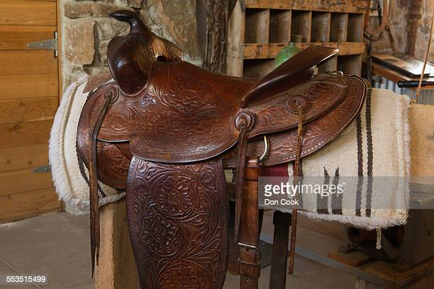 60 Top Western Saddle Pictures, Photos, & Images - Getty Images