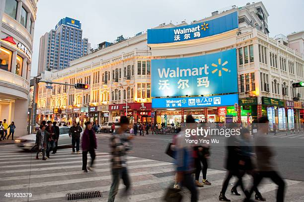CONTENT] Western imports into the heart of a historic Zhong Shan Road the likes of KFC Pizza Hut Walmart all found their way into this busting night...