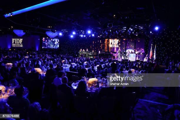 Western Region Gala at the FIDF Western Region Gala at The Beverly Hilton Hotel on November 2 2017 in Beverly Hills California