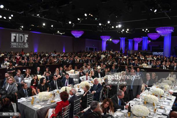 Western Region Gala held at The Beverly Hilton Hotel on November 2 2017 in Beverly Hills California