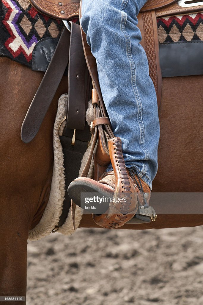 Western Rider High Res Stock Photo Getty Images