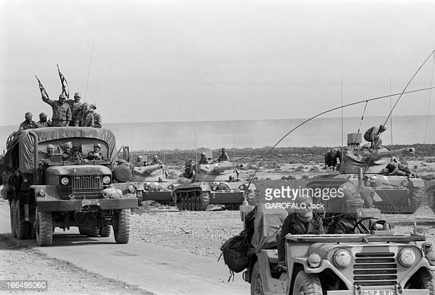 Conflict Between Morocco And Polisario Octobre 1979 Sahara OccidentalSud Maroc Hassan 2 roi du Maroc lance une grande opération militaire l'opération...