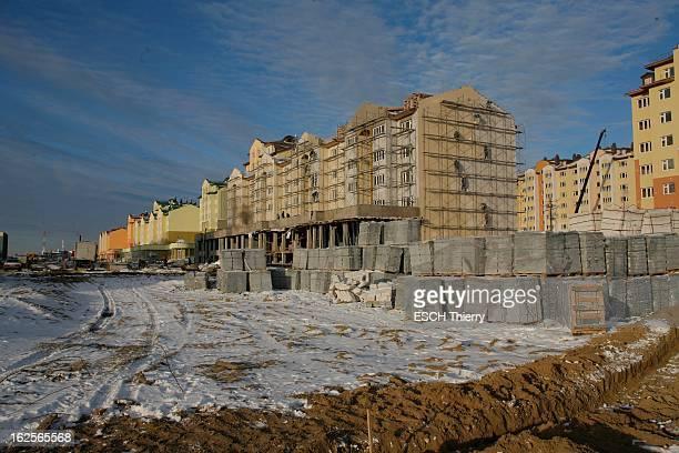 The New Russian Eldorado La Sibérie n'est plus seulement un désert glacé c'est un eldorado où se concentre l'essentiel des hydrocarbures Tête de pont...