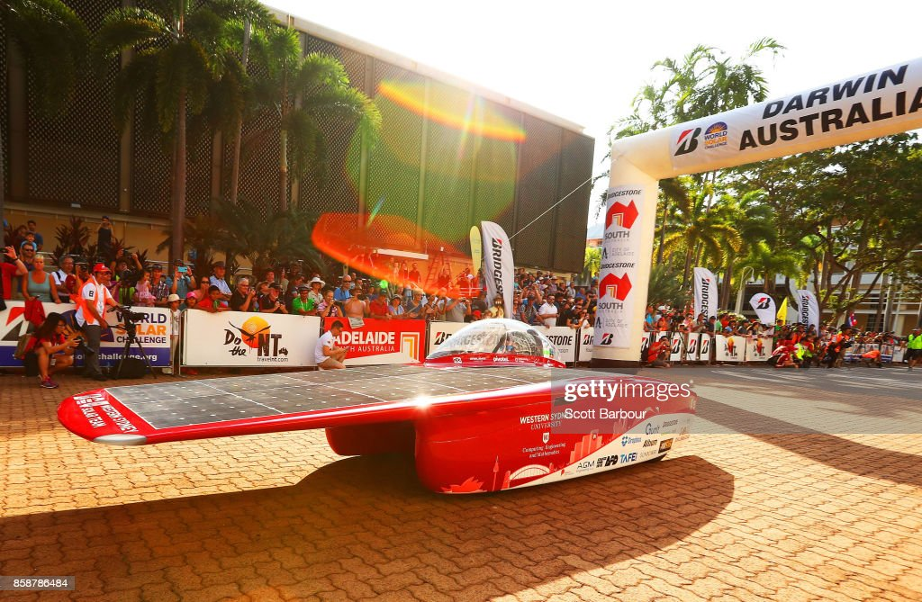 2017 World Solar Challenge : News Photo
