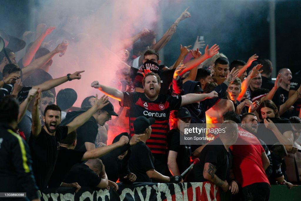 SOCCER: FEB 28 A-League Rd 18 - Sydney FC v Western Sydney : News Photo