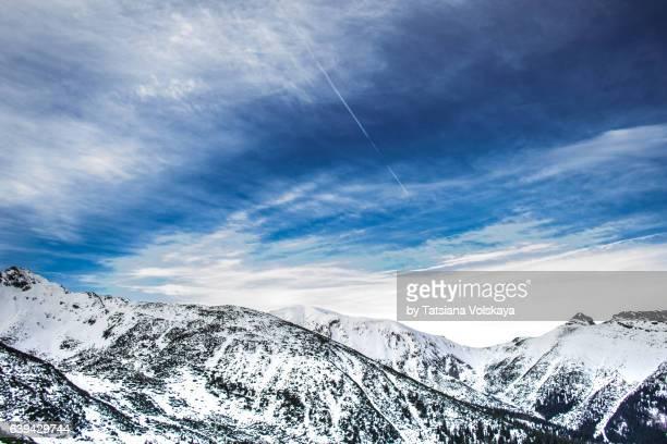 Western Tatras mountain range, Poland