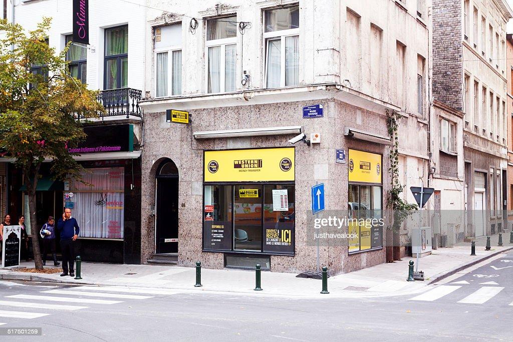 Western union photos et images de collection