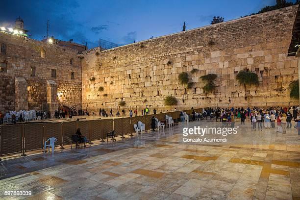 western wall in israel - jerusalén fotografías e imágenes de stock