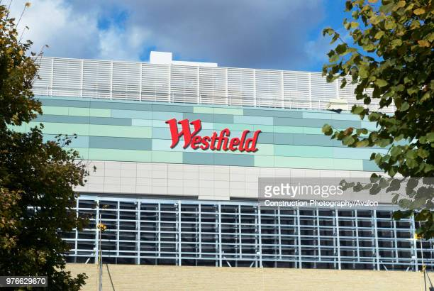 Westfield London Shopping Centre, Shepherds Bush, London UK, October 2008.