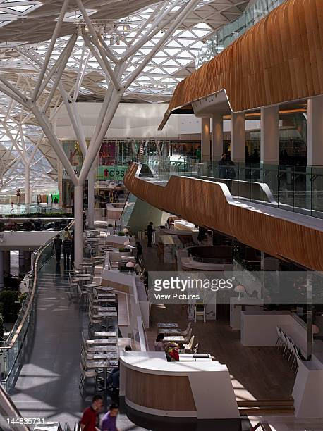 Westfield London Shopping Mall Food Court Eat GalleryLondon W12 United Kingdom Architect Softroom Westfield London Shopping Mall Food Court Eat...