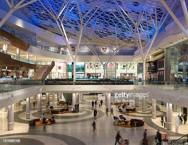 Westfield London Shopping Mall London United Kingdom Architect Westfield Group Westfield Shopping Centre London Westfield Group Main Atrium