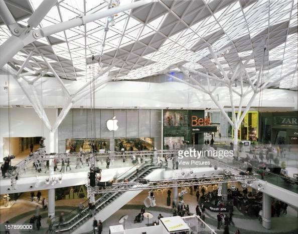 Westfield London Shopping Mall United Kingdom Architect
