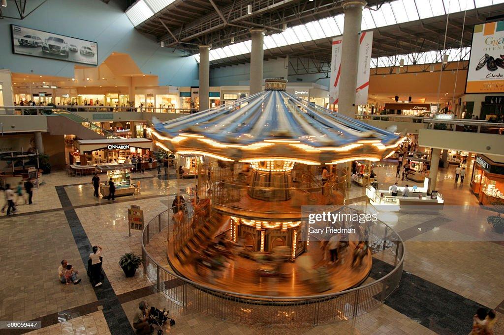 Westfield Santa Anita Mall In Arcadia As Seen On May 6