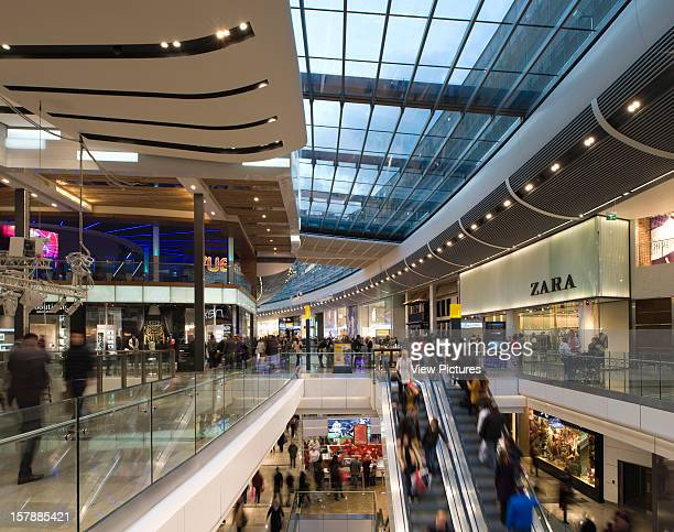 Westfield Shopping Centre Stratford Westfield Group Interior Mall Westfield Group United Kingdom Architect