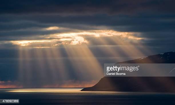 Westfjords Lightshow