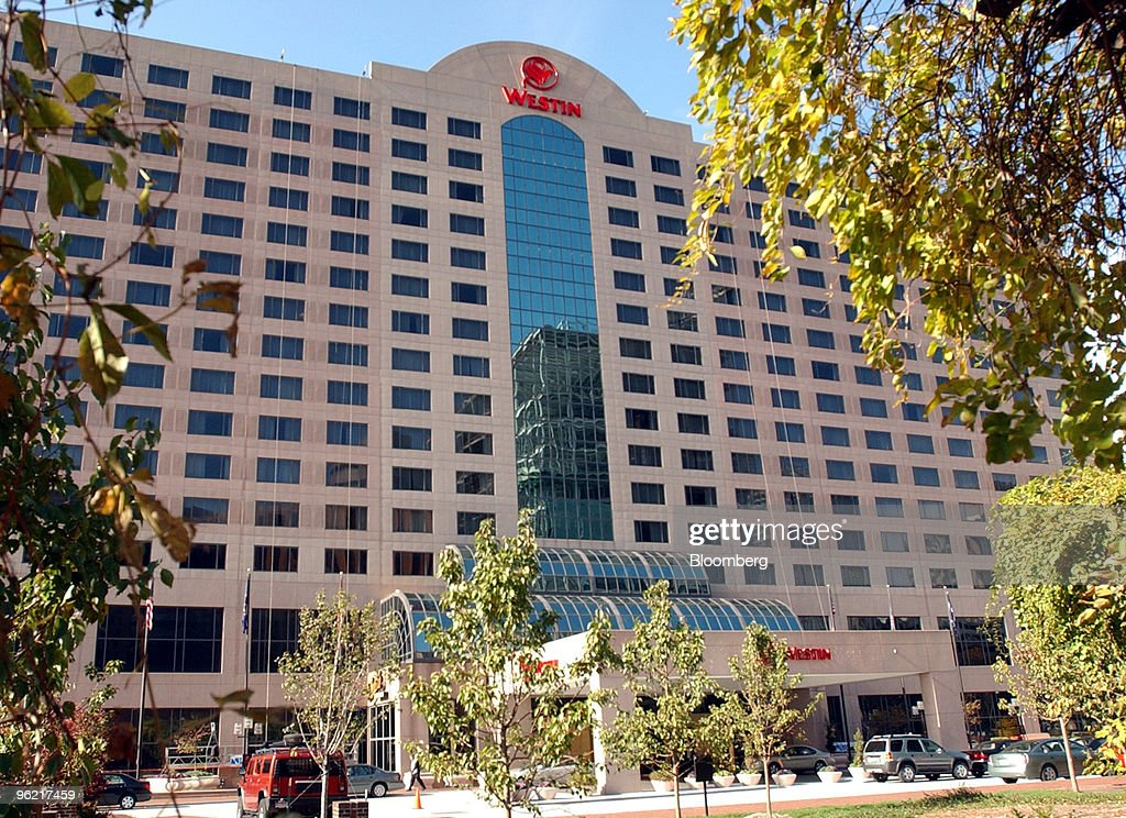A Westin Hotel Is Seen In Downtown Indianapolis Indiana On Monday
