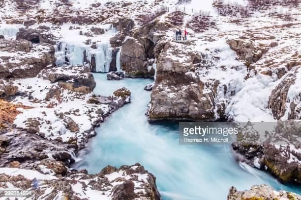 ICELAND-BARNAFOSS-CHILDREN'S WATERFALL    West-land        Travel        West iceland regions    ...