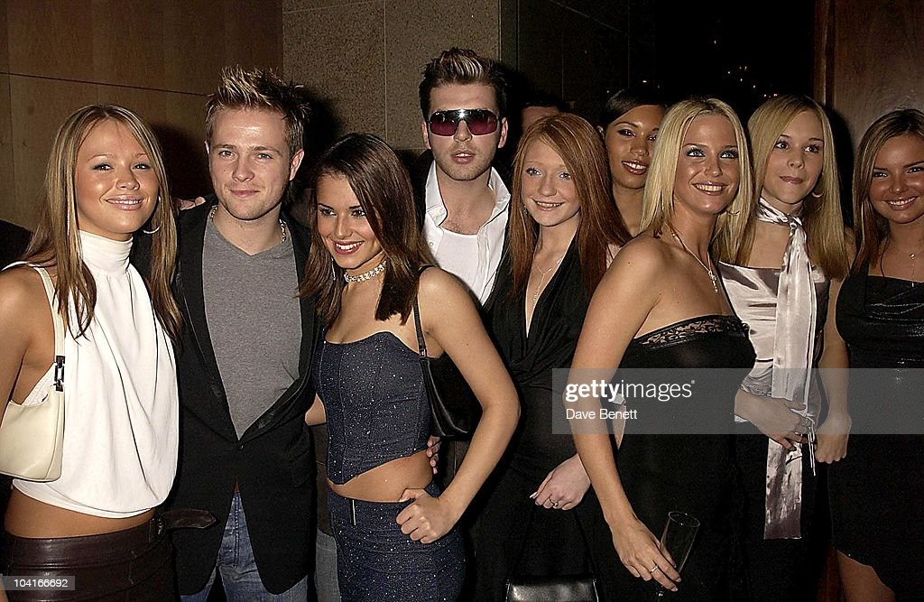 Westlife Party : News Photo