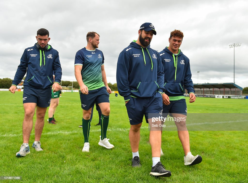 Connacht v Wasps - Pre-season Friendly