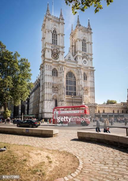 広範な保護区、ロンドン、イングランドからウェストミン スター寺院 - ウェストミンスター寺院 ストックフォトと画像