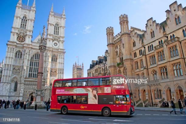 ロンドンのウェストミンスター寺院 - ウェストミンスター寺院 ストックフォトと画像