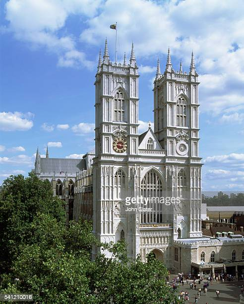westminster abbey, london - westminster abbey stock pictures, royalty-free photos & images