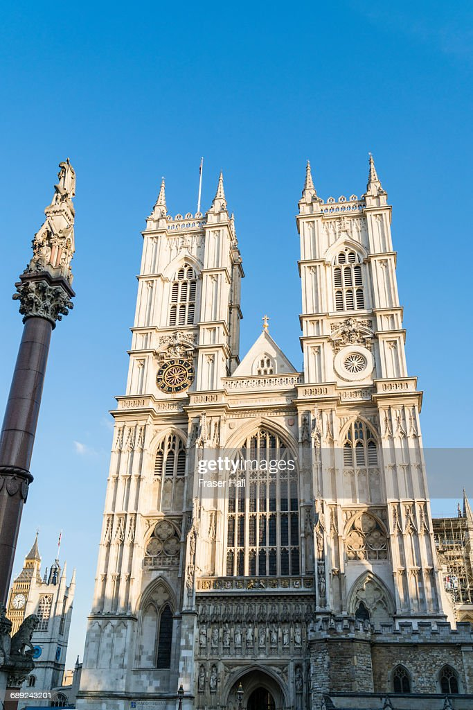 Westminster Abbey, London : Stock Photo