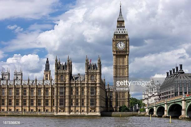 Westminster, Big Ben - London