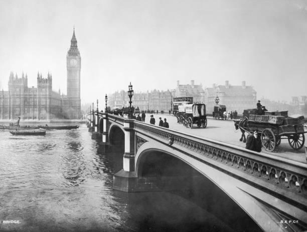 Westminster Bridge Wall Art
