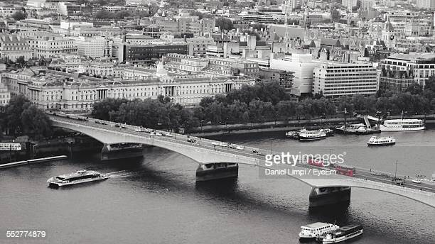 westminster bridge over river in city - isolated color stock pictures, royalty-free photos & images