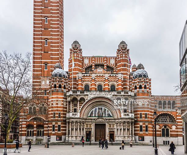 Westminster Cathedral-Londres