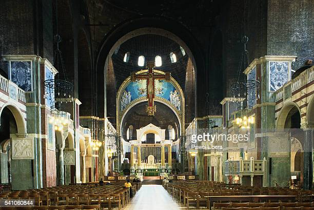 westminster cathedral - westminster abbey stock pictures, royalty-free photos & images