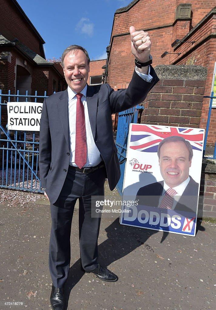 Nigel Dodds