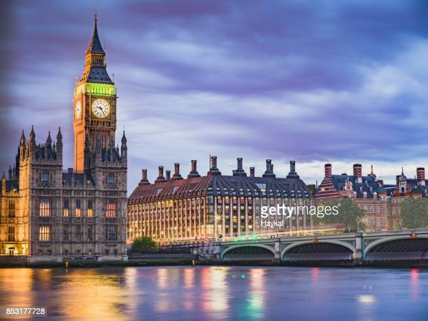 westminster - london england stock-fotos und bilder