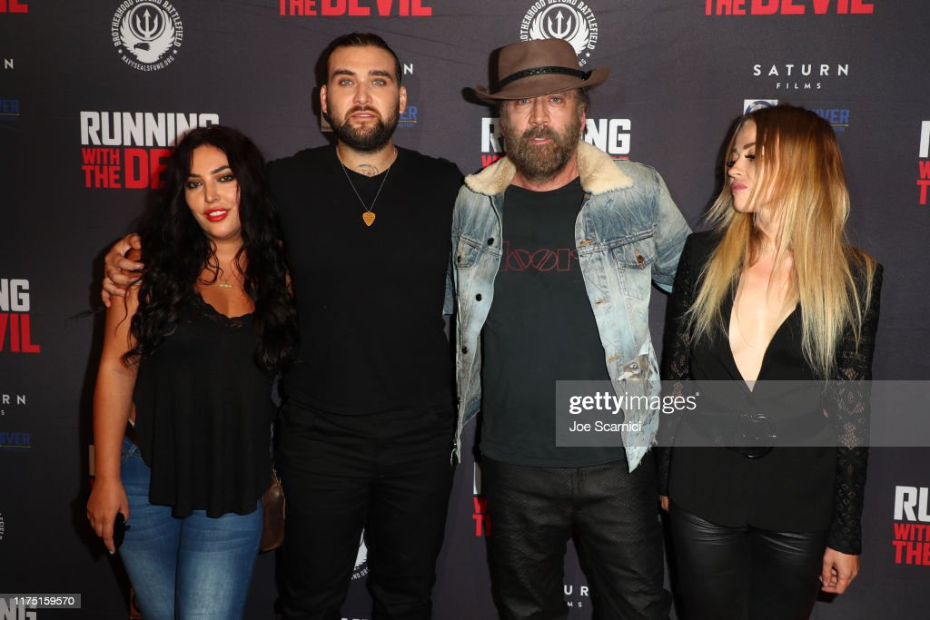 """Premiere Of Quiver Distribution's """"Running With The Devil"""" - Arrivals : News Photo"""