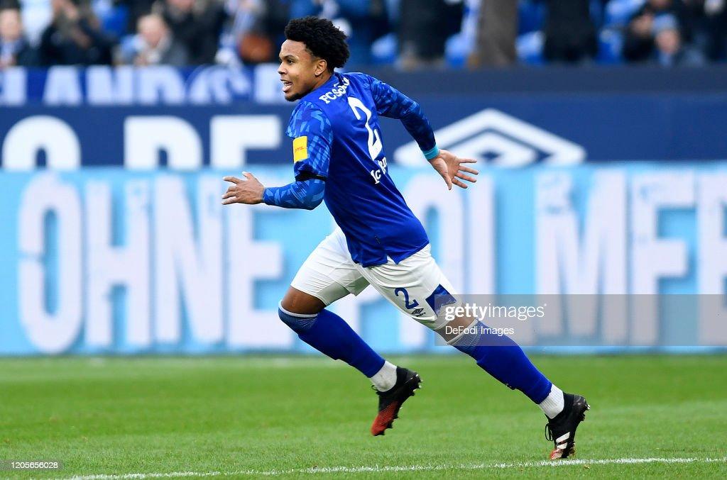 FC Schalke 04 v TSG 1899 Hoffenheim - Bundesliga : News Photo