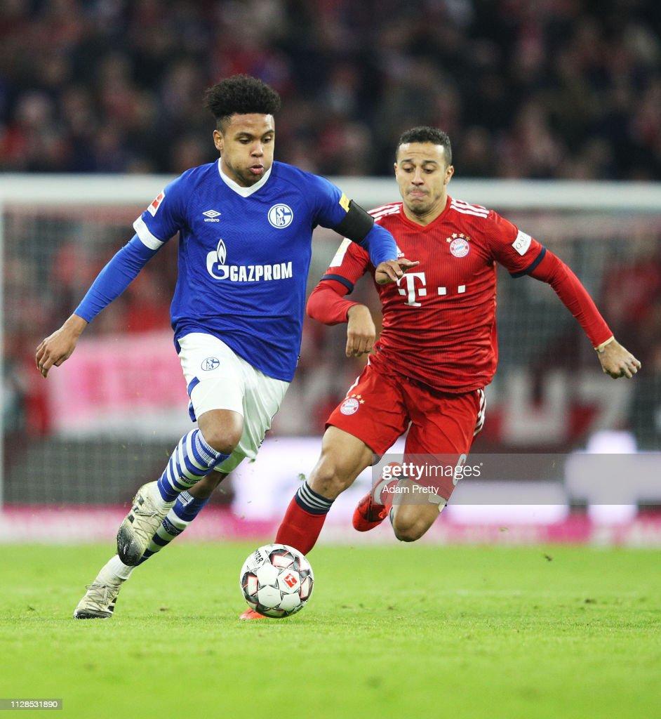 DEU: FC Bayern Muenchen v FC Schalke 04 - Bundesliga