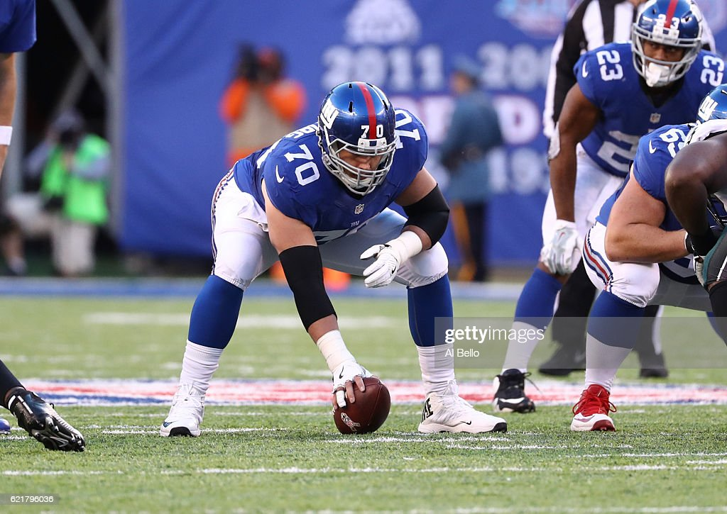 Philadelphia Eagles v New York Giants : News Photo