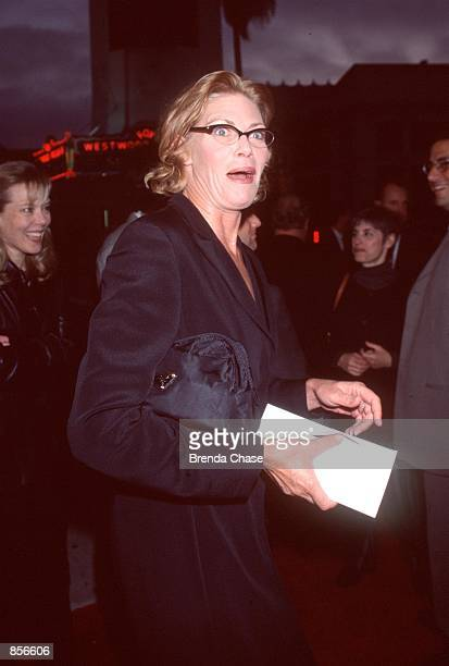 """Westwood, CA. Kelly McGillis at the premiere of """"William Shakespear's A Midsummer Night's Dream."""" Photo by Brenda Chase/Online USA, Inc."""