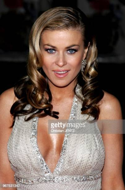 Westwood Carmen Electra attends The 20th Century Fox World Premiere of 'Cheaper By The Dozen 2' held at The Mann Village Theatres in Westwood...