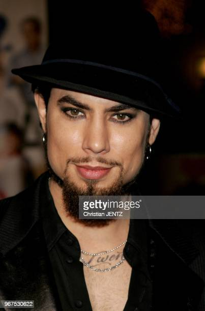 Westwood Dave Navarro attends The 20th Century Fox World Premiere of 'Cheaper By The Dozen 2' held at The Mann Village Theatres in Westwood...