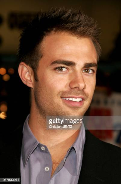 Westwood Jonathan Bennett attends The 20th Century Fox World Premiere of 'Cheaper By The Dozen 2' held at The Mann Village Theatres in Westwood...