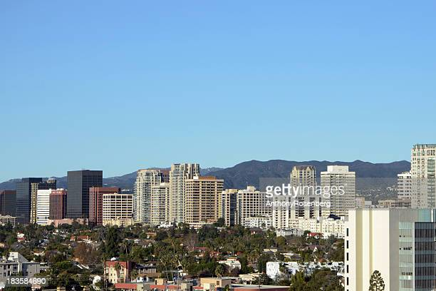 westwood - westwood neighborhood los angeles stock pictures, royalty-free photos & images