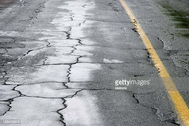 wet and cracked - bumpy stock photos and pictures