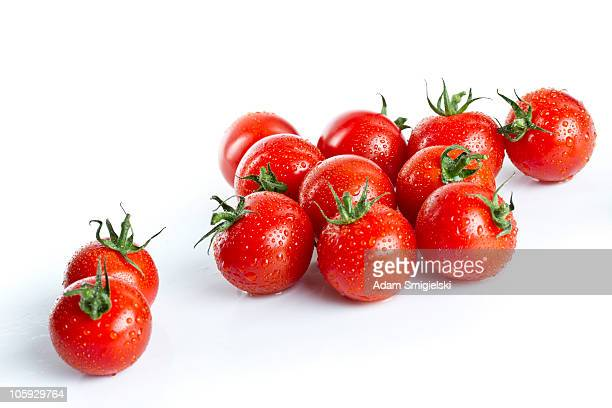 wet de tomates cerises